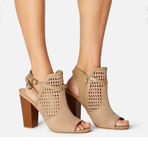 JUST FAB // Booties